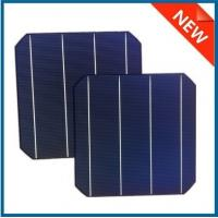 156*156mm mono-crystalline silicon solar cells with 3BB / 4BB / 5BB, high quality mono solar cell sale Manufactures
