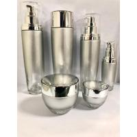 China Professional Glass Cosmetic Packaging Customized Silk Screen Printing and Painting on sale