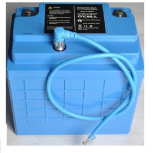 China Lithium Car Battery 12.8V 45AH Deep Circle Energy Storage System on sale