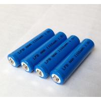 China Primary Lithium LFB10450 AAA 1.5V 1100mAh battery on sale