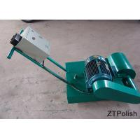 Hand Push Stainless Steel Polishing Machine For Welding Part / Flat Surface Manufactures