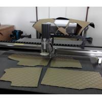 Quality Personalized Car Mats Production CNC Making Cutting Table for sale
