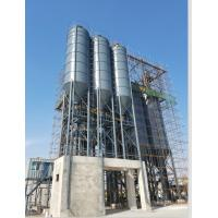 Carbon Steel Dry Mortar Mixing Plant For Special Mortar Production 180kw Manufactures