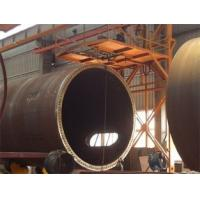 40 Tons Self Adjustment Automatic Pipe Turning Rollers Siemens System for sale