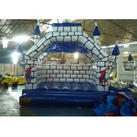 Amazing Spiderman Inflatable Bouncer , Small Inflatable Bouncer for Kids Manufactures