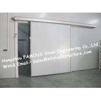 China 50mm , 100mm Thickness Walk In Cold Room  And Blast freezer Made of Polyurethane Panel on sale