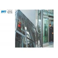 Energy Saving Passenger Electric Traction Elevator Center / Side Opening Way Manufactures