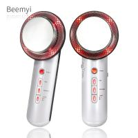 3 In 1 Multifunction Beauty Machine Body Slimming Massager 1 Mhz Vacuum Dermabrasion Manufactures