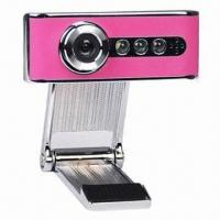 CMOS PC Camera with Snapshot Button and 3.0MP CMOS Sensor Manufactures