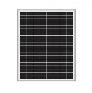Street Light System 12V Solar Panel 10W With Special Aluminum Frame Design