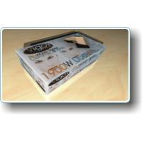 Quality 3D box paper stand design  for sale