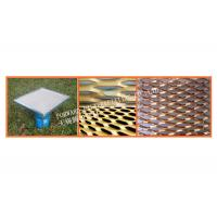 1000 * 2000 mm Decorative Perforated Sheet Metal Panels With 0.1-200mm Aperture Manufactures