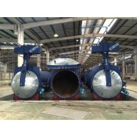 Saturated Steam Industrial Pressure Vessel for AAC , High Temperature Manufactures