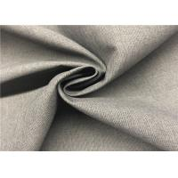 Skiing Wear Cationic Fabric , Waterproof Stretch Fabric 230 GSM Weight Manufactures