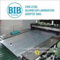 FDA Approved 200-220 Litre Bag-in-Drum High-Barrier Bag 200-220L Aseptic Bag Manufactures