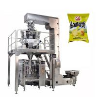 China Multi Weigher Vertical Packaging Machine For Potato Chips Snack Foods Bagging on sale