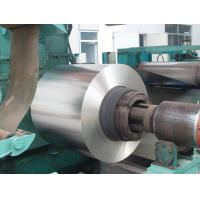 ASTM A653 Standard Hot Dipped Galvanized Coil , Good Mechanical Property Manufactures