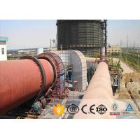 China Lime Iron Ore Pellets Kiln Operation In Cement Plant Single Cylinder on sale