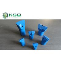 Tungsten Carbide Hard Rock Mining Drilling Bits 7° Tapered Stable And Reliable Manufactures
