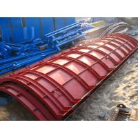 Heavy Weight And High Bearing Capacity Steel Concrete Wall Formwork Manufactures
