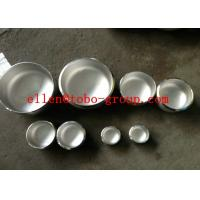 TOBO STEEL Group Stainless steel Cap ASTM A403 WP304/304L, WP316/316L, WP321, WP347, WPS 31254. UNS S31803, Manufactures