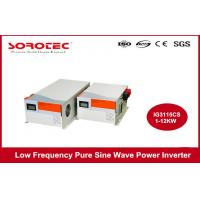 China Transformer Type Micro Sine Wave Power Inverter with MPPT Solar Charge Controller on sale