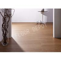 China UV Coating Commercial Vinyl Flooring Tile Virgin Material Click Lock Recyclable on sale