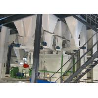 China Commercial Animal Feed Pellet Production Line 8-10 T/H Wide Application on sale