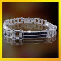 good quality men like stainless steel bracelet ,high quality jewelry Manufactures