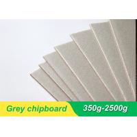 Rigid board grey board with two side grey 1mm 1.5mm 2mm 2.5mm for book cover Manufactures