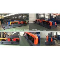 Primary Smooth Double Roll Crusher Two Rolls Rotating Reducing ROM Coal Manufactures