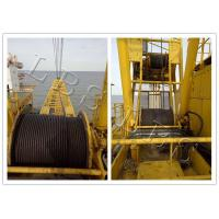 New Design Small Size Tower Crane Winch with Special Drum Grooving Manufactures