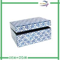 Decorative Cardboard / Bowknot Paper Gift Boxes With Full Color Printing Manufactures