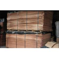 Natural Rotary Cut Okoume Veneer Sheet for Plywood Blockboard MDF and Furniture