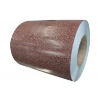 China RAL Color Prepainted Galvanized Steel Coil Strong Corrosion Resistance on sale