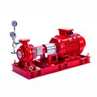China Firefighting System Diesel Engine Driven Fire Pump For Water Use 400GPM @ 130PSI on sale