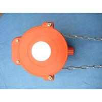small Greenhouse screening manual roll up motor with 5m long chain Manufactures