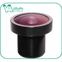 China Waterproof 147 Wide Angle Car Camera Lens F2.0 M10 / M12 2.1Mm 1 /2.7'' on sale
