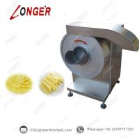 Buy cheap Potato Slicer For French Fries|Commercial Potato Cutter|Automatic Potato Cutter|Potato Cutter For Sale from wholesalers