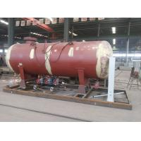 12m3 mobile skid mounted lpg propane gas filling station for sale, skid lpg gas plant Manufactures
