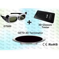 China OEM 3D Home Theater Solution with 3D IR emitter and glasses  on sale