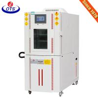 Water Cooled 80L Temperature Test Chamber 20% - 98% RH Humidity Manufactures