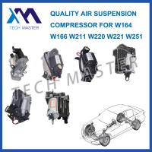 Air suspension compressor for mercedes benz w164,w220,w251,w211,w220 Manufactures