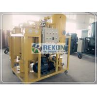 Explosion Proof Turbine Oil Filtration Machine Vacuum Oil Dehydration TY-100 Manufactures