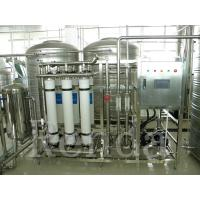 Pure Water Treatment / Purification RO Water Treatment Systems Equipment ISO Certification Manufactures