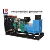 CE and ISO Approved 300kw 380kVA Diesel Generating Sets , Electric Power 3 Phase Manufactures