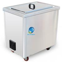 China Compact Small Ultrasonic Cleaning Equipment For Plastic Injection Molders Cleaning on sale