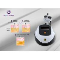 Automatic Ultrasonic Portable Cavitation Slimming Machine 1000W Output Power Manufactures