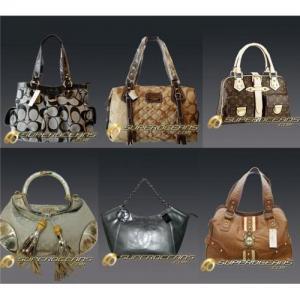 Fashion LV Coach handbags sell fashion styles Manufactures