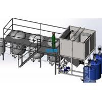Quality Large Capacity Drinking Water Treatment Systems Stainless Steel for sale